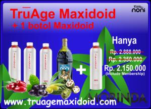 Promo June 2014 Truage + Maxidoid